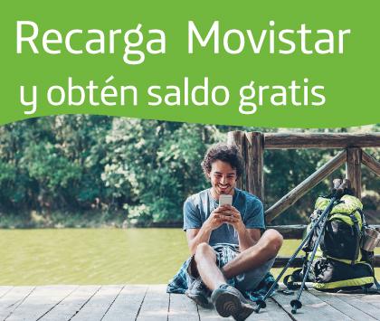 Recargas Movistar