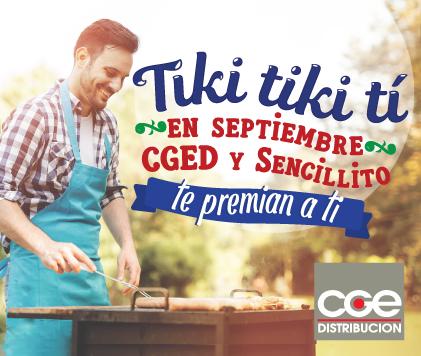 CGE Septiembre