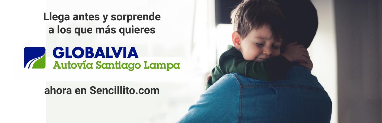 Le damos la bienvenida a Autovía Santiago Lampa II
